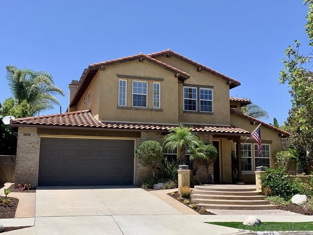 9672 Deer Trail Dr, San Diego home for sale
